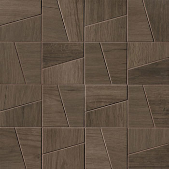 Nest Brown Slash Mosaico