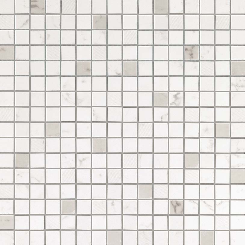 MARVEL CARRARA PURE MOSAIC Q