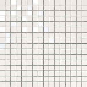 SOLID WHITE MOSAIC