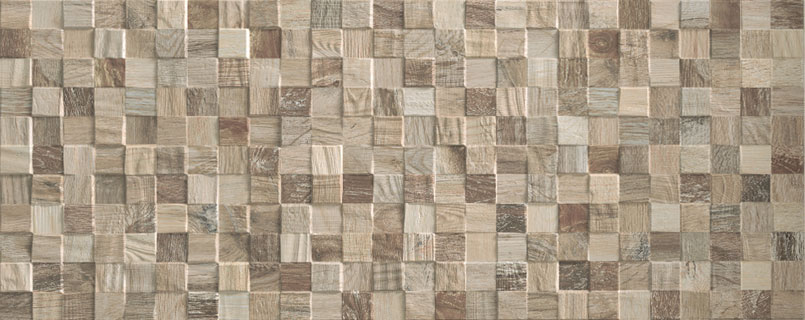 MOSAICO LITHOS TAUPE 3D