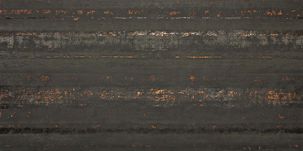 декор, Ewall Moka Gold Stripes, 40x80