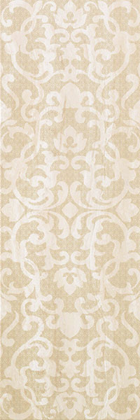 декор, Marvel Travertino Alabastrino Brocade, 30,5x91,5