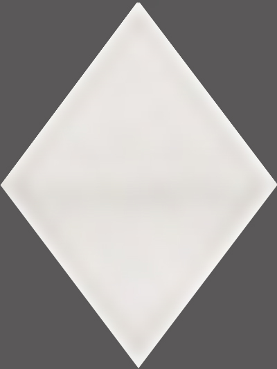 вставка, Manhattan White A.E. Spigolo, 1x1