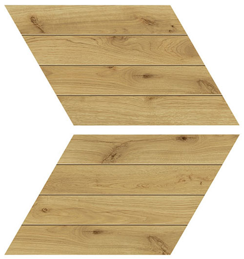 Exence Almond Chevron