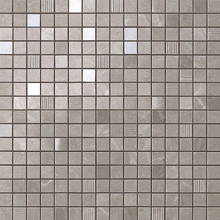 мозаика(м2), Marvel Grey Fleury Mosaic, 30,5x30,5