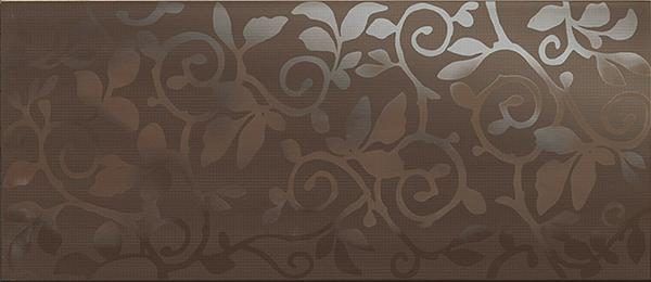 декор, E_Motion Brown Wallpaper Dec., 24x55