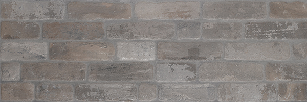 плитка, Wall Brick Old Smoke, 30x90