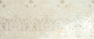 декор, Damasco Beige Decoro, 30,5x72,5